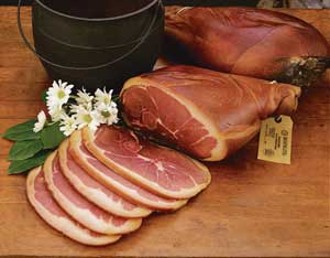 Whole Country Ham, Ready to Cook-Includes Shipping