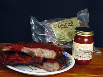 10 Slabs BBQ Pork Ribs - Shipping Included